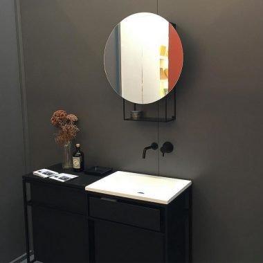 storage half bathroom