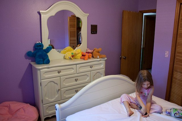 girl kids room colors