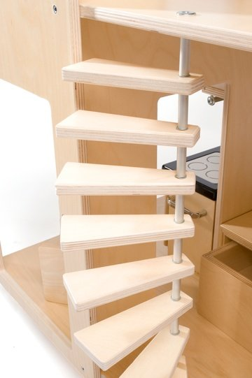 ladder stairs