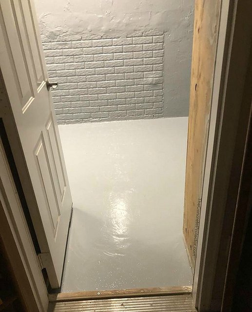 basement water seepage