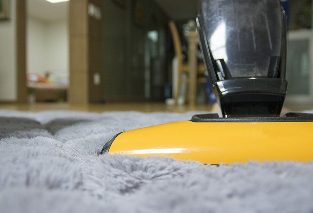 Vacuum Carpet Cleaner