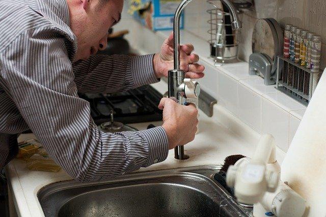 Repairman Repair Handyman Service Worker Plumber