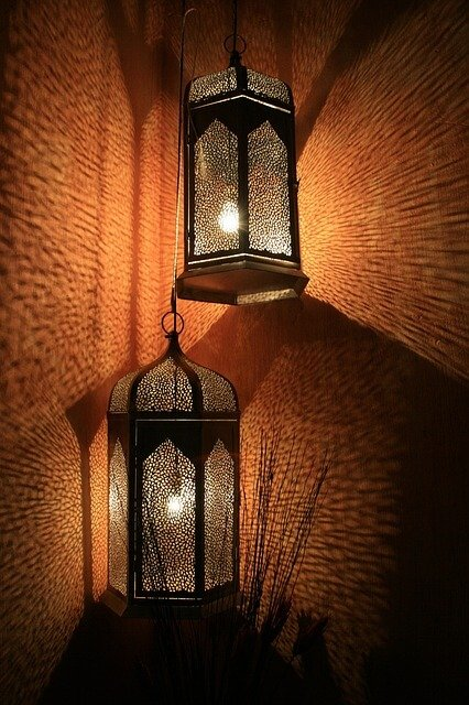 diffused lamps