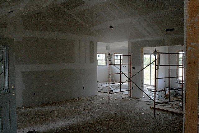 drywall installation process