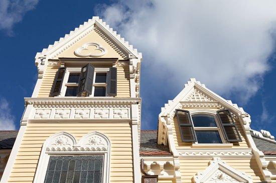 Victorian shutters