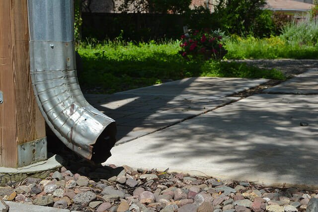downspout systems