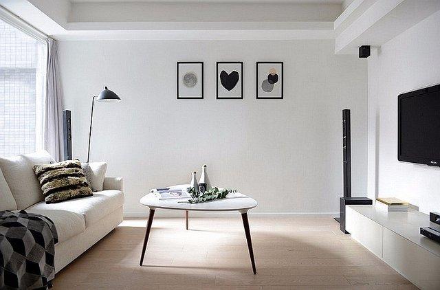 Get the Look in Your Living Room: Scandinavian Home Design - KUKUN