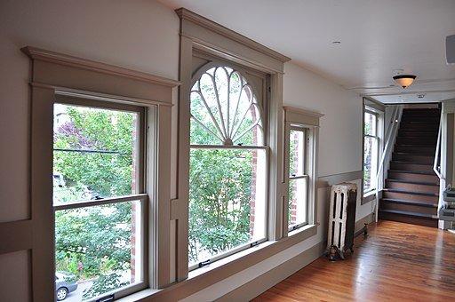 Window trim style