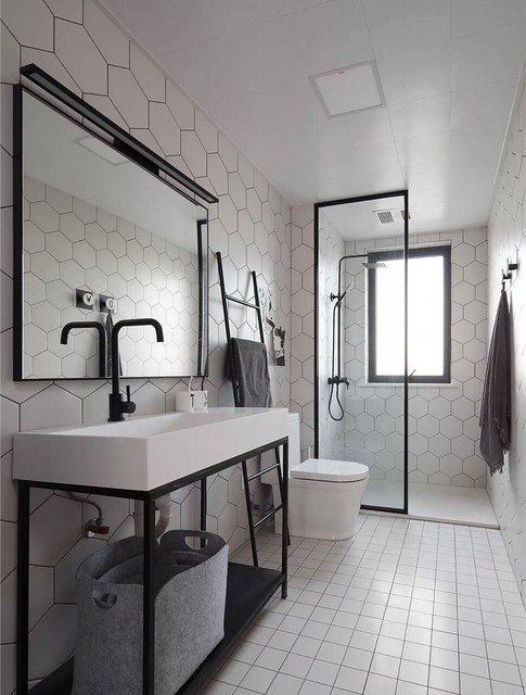 15 Long Narrow Bathroom Ideas That Are Functional And Stylish,Where To Find Houses For Rent Online