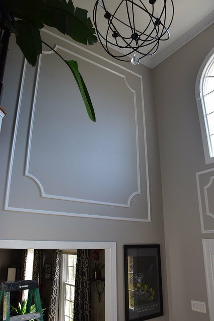 Picture Frame Wall Molding