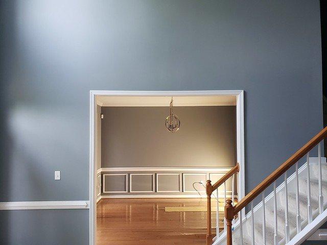 Wall Trims, Window And Door Casing