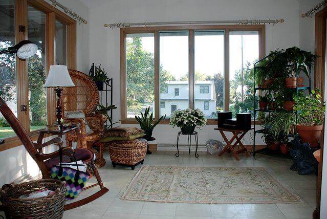 porch sunroom furniture