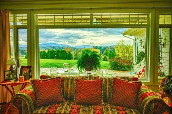 luxury sunroom furniture