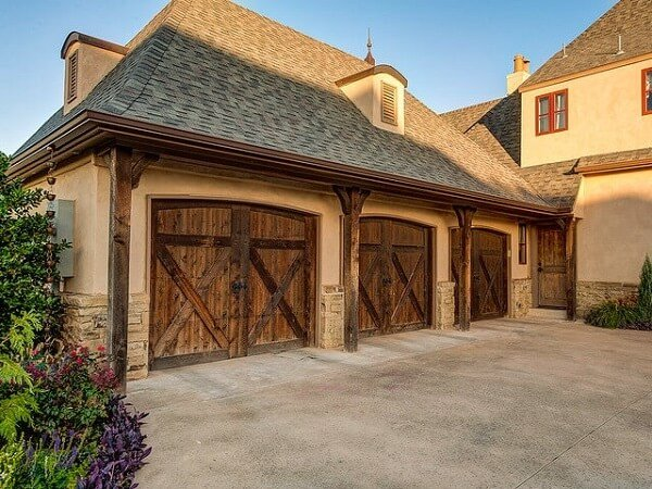 garage door types