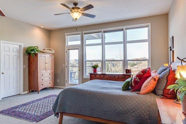 coastal bedroom decor