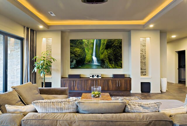 13 Family Room Lighting Ideas That Are