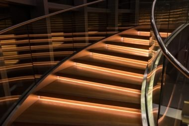 16 Creative Modern Staircase Design Ideas