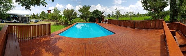 8 Above Ground Pool Decks That Are Simple Yet Beautiful