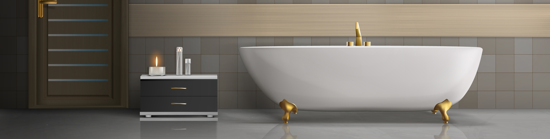 Bathtub Dimensions Your Guide For Standard Tub Sizes