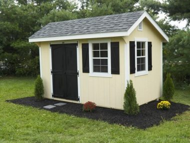 8 Things You Need to Know Before Buying Outdoor Storage Sheds
