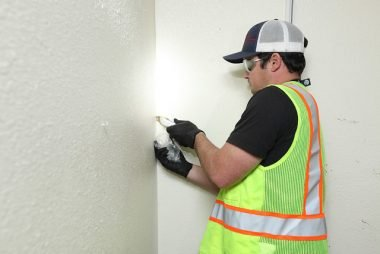 Important Steps In Testing For Popcorn Ceiling Asbestos