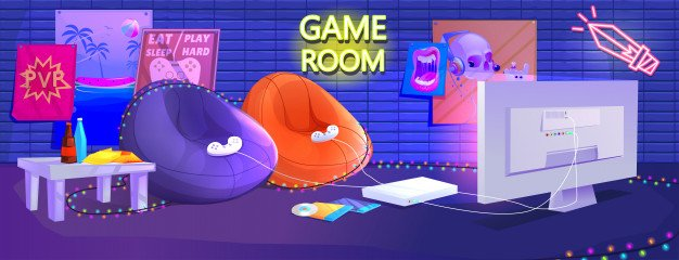couple game room