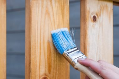 Enhance Your Home's Exterior with Outdoor Wood Painting