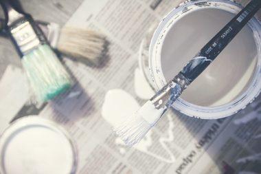 Preparing paint