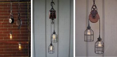 pulley lighting