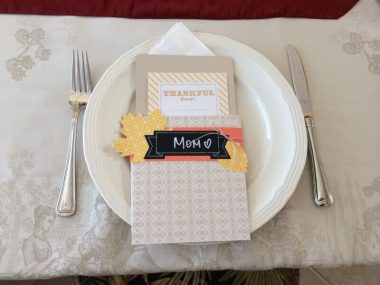 Table place cards