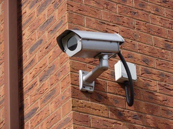 External security camera