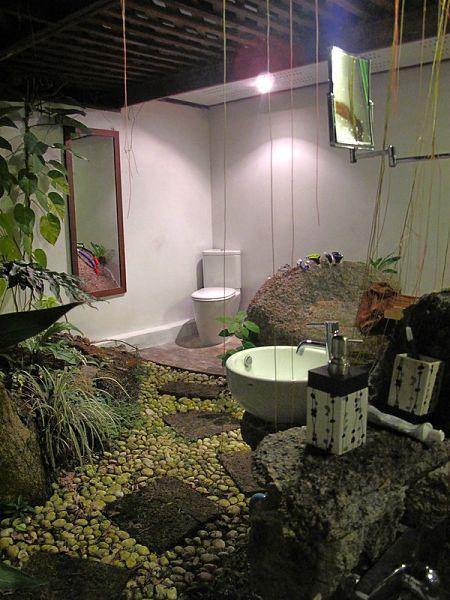 Eco friendly bath