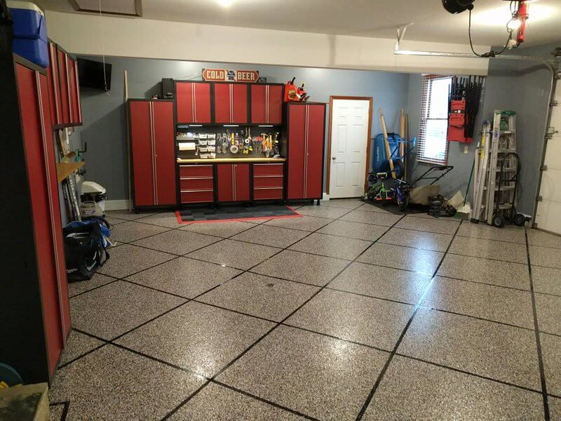 4 Types Of Garage Floor Tiles Which