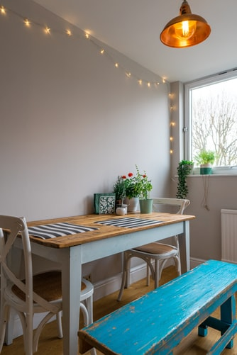 Compact dining