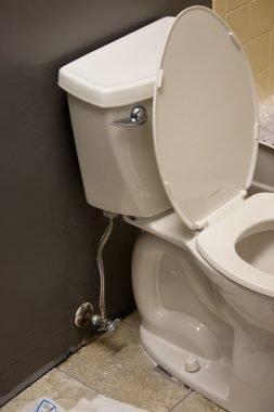 toilet flush system