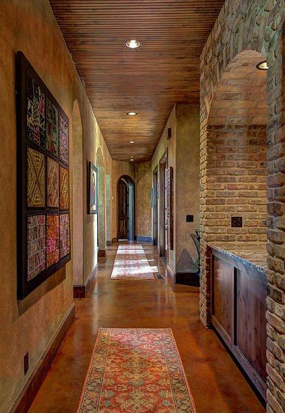 Hallway size
