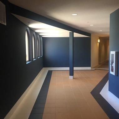 Hallway right light