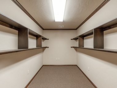 Light inside closet