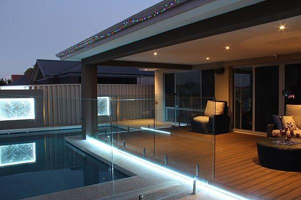 deck light fixtures