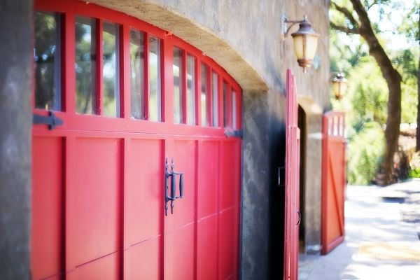 vinyl garage door paint