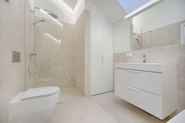 Pros and Cons of Doorless Walk-in Showers