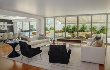 How to Choose Sizes and Placement for Your Living Room Rug?