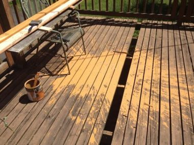 Easy and Useful Deck Repair Steps and Maintenance Tips