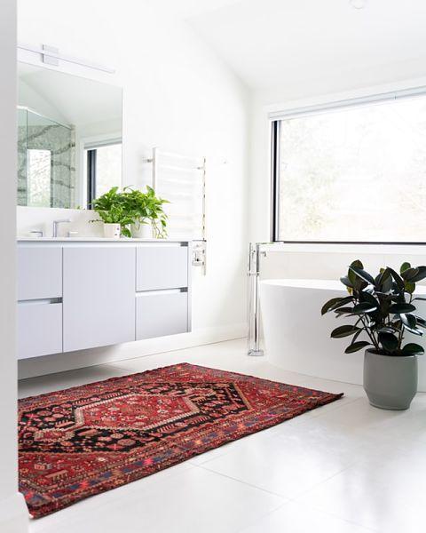 bathroom overhaul