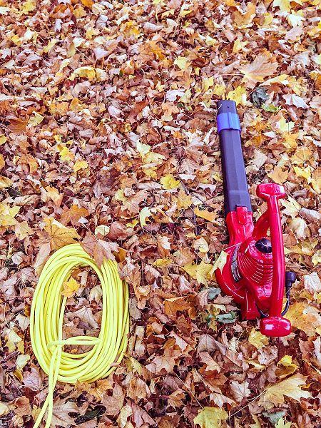 leaf vacuum