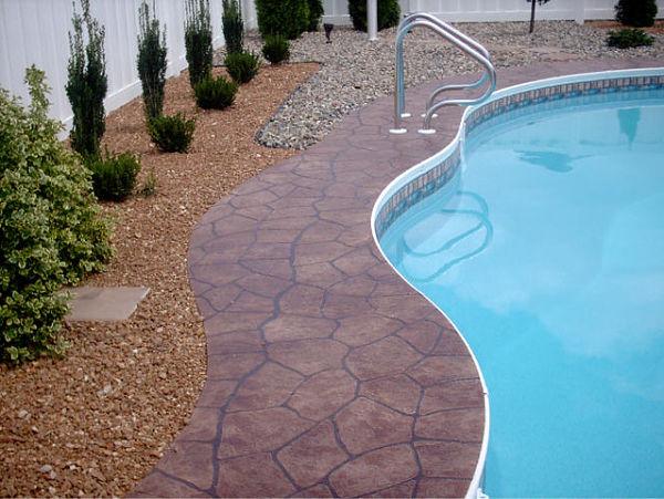 pool pathway