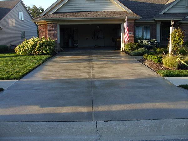 resurfacing driveway