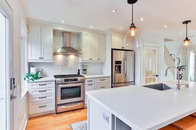 Kitchen upgrading