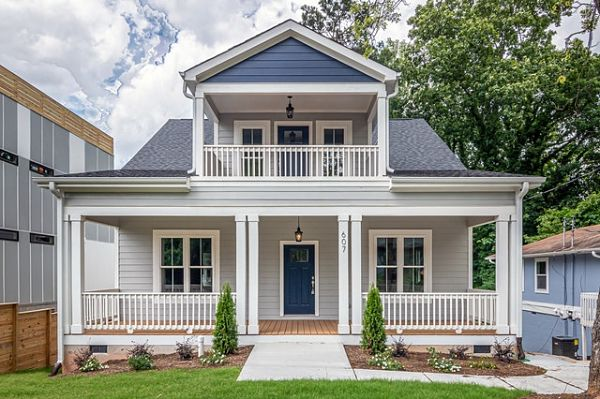 exterior house maintenance