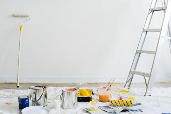 painting wall tools